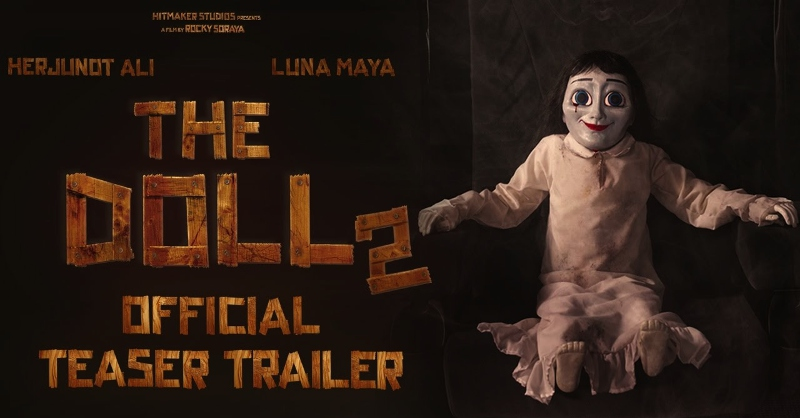 """""""The Doll 2"""" is a supernatural sequel."""