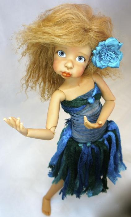 Bergemann's Hanai doll