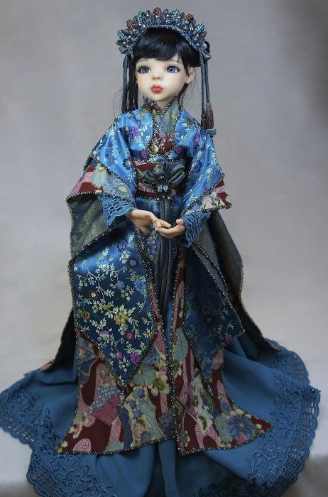 Kiyomi, Child of Pure Beauty