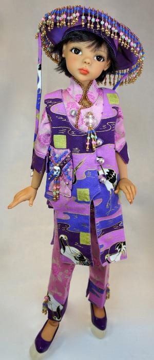 Modern China Doll
