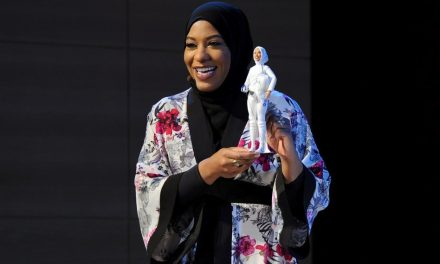 Turning Courage on Its Head: New Barbie sports hijab, bronze medal