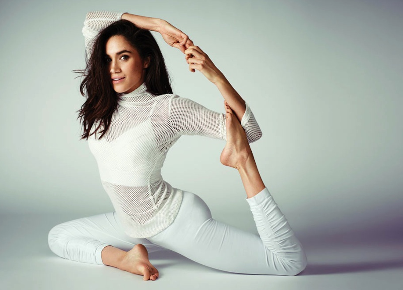 Best Health Magazine's profile of Meghan Markle as a fitness enthusiast.