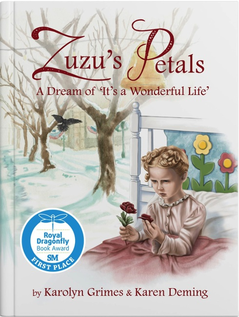 A gorgeous picture book inspired by Zuzu's petals