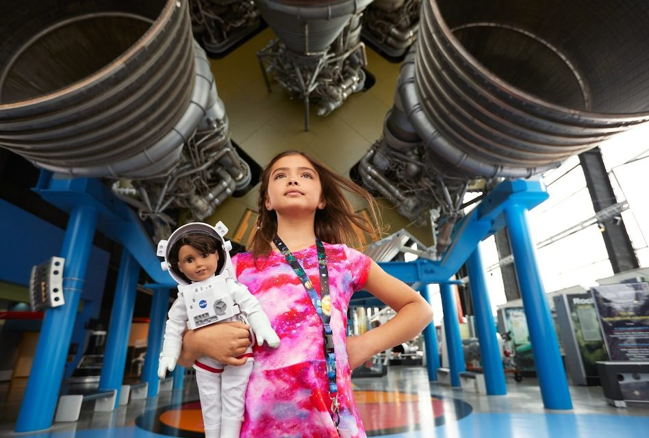 Blast Off in 2018! American Girl astronaut doll debuts this week