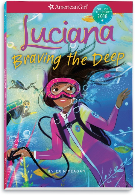 The second title in the Luciana Vega book series