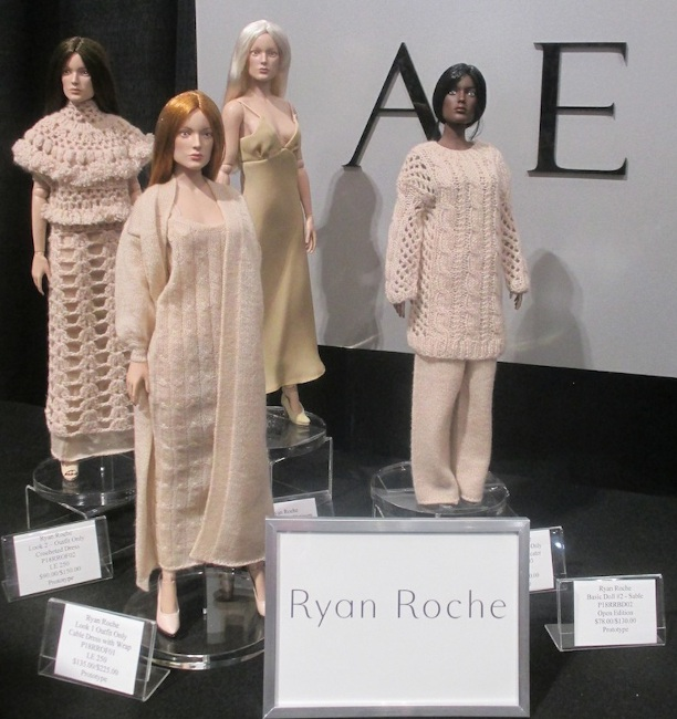 Robert Tonner's newest collaboration with fashion designer Ryan Roche
