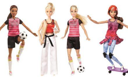Chloe Kim wins Olympic Gold! Will she earn a doll?