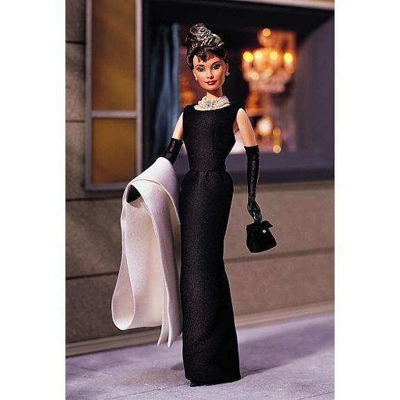 Mattel Audrey Hepburn Breakfast at Tiffany's doll