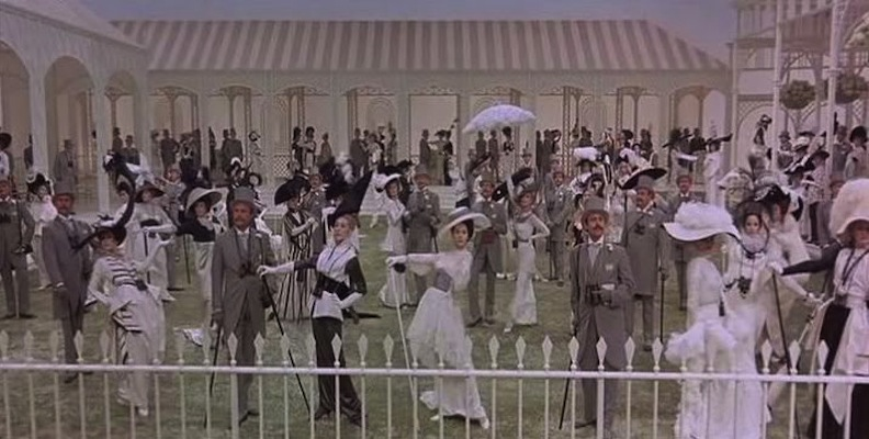 "Ascot Gavotte from ""My Fair Lady"""