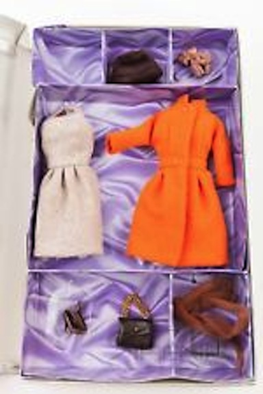 Mattel Cat Mask Audrey Hepburn outfit from 1998