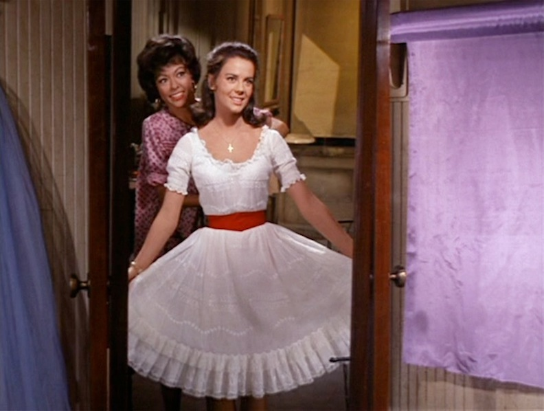 "Natalie Wood and Rita Moreno in ""West Side Story"""