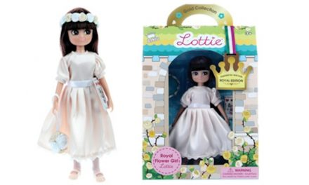 Flower Girl Doll: Lottie Dolls salutes littlest Royal Wedding 2018 member