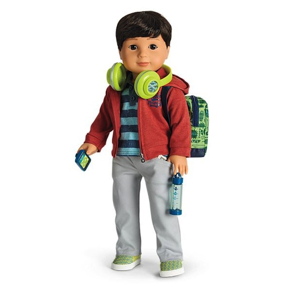 Truly Me Boy Doll from American Girl