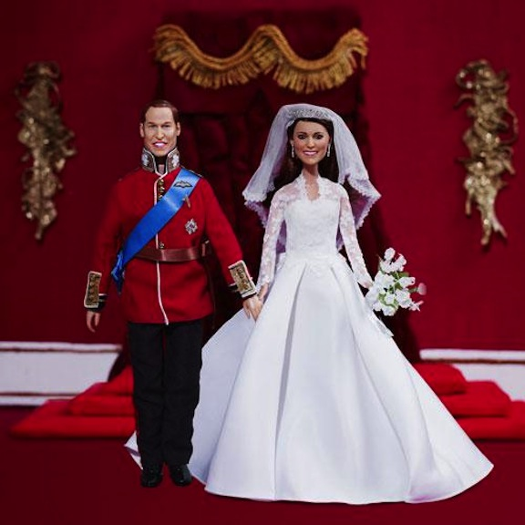 Arklu Royal Wedding Dolls