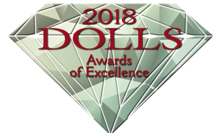 Dolls Awards of Excellence 2018 Public's Choice Winners