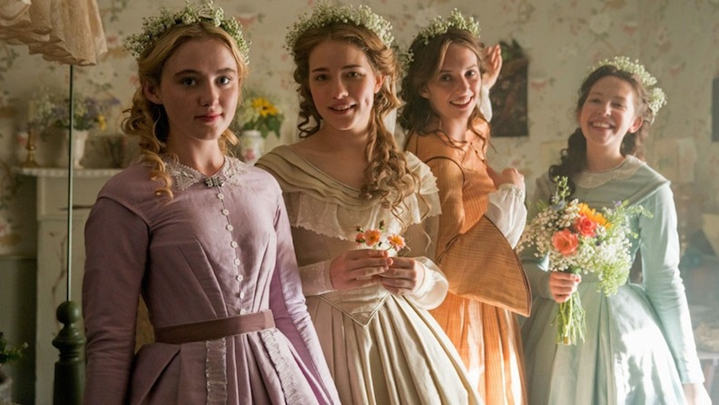 2018 Masterpiece PBS Little Women