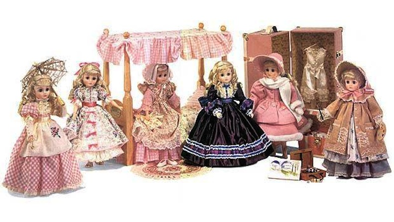 Alexander Amy Little Women Doll