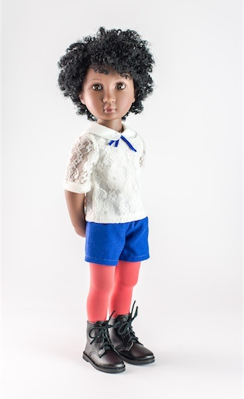A Girl for All Time Bex doll