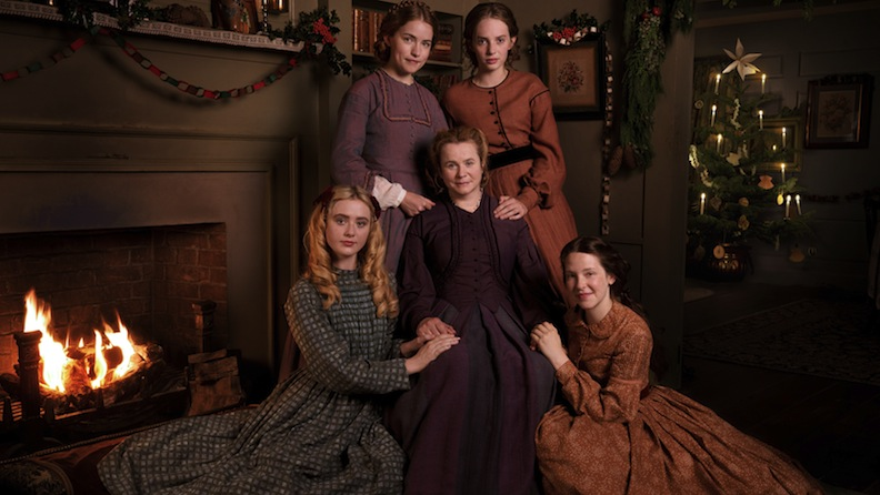 "Christmas in Little Women, 2018 PBS ""Masterpiece"""