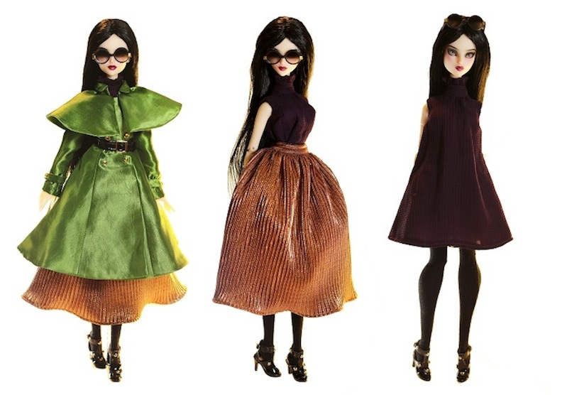 Disguise Ensemble for Kadira Doll