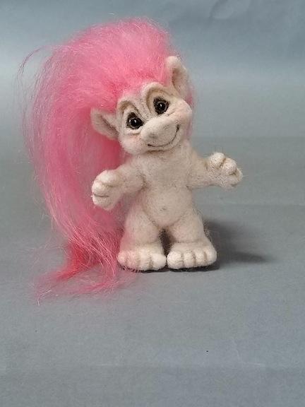 New Judi Paul Troll Doll