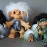 Droll Trolls: Judi Paul is on a troll roll with customized troll dolls