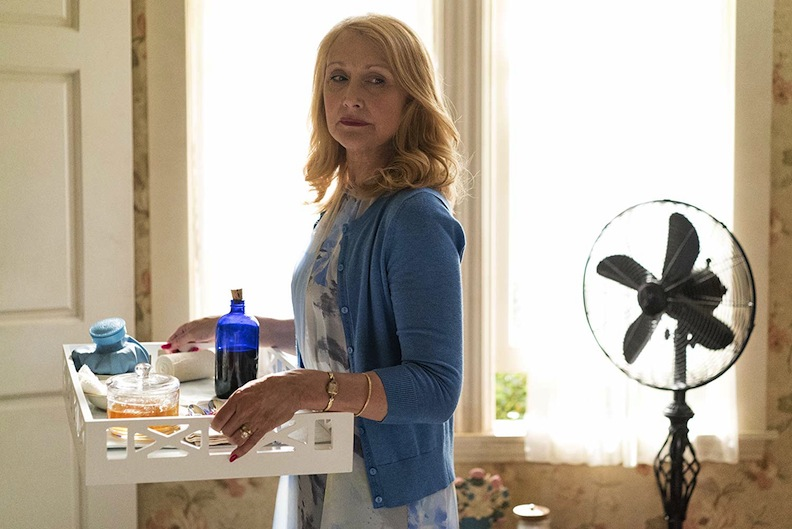 "Patricia Clarkson as Adora in ""Sharp Objects"""