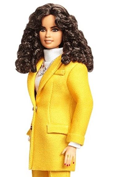 Leyla Piedayesh Shero doll