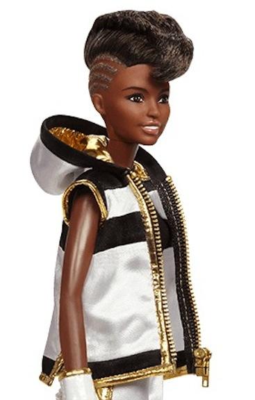 Nicola Adams Shero doll