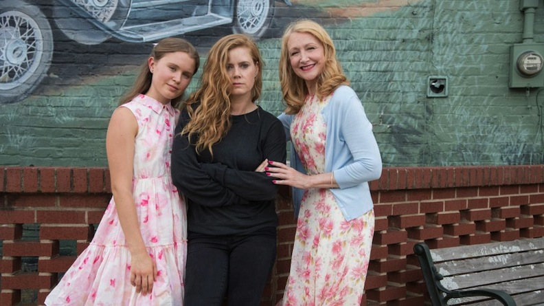 "Cast members of ""Sharp Objects"""