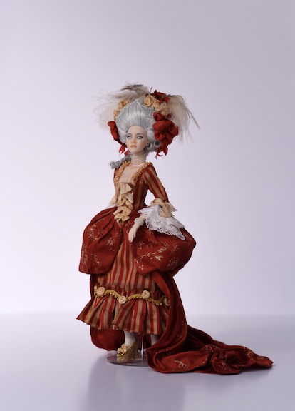 "Anna Maryina's ""Angelique"" doll"
