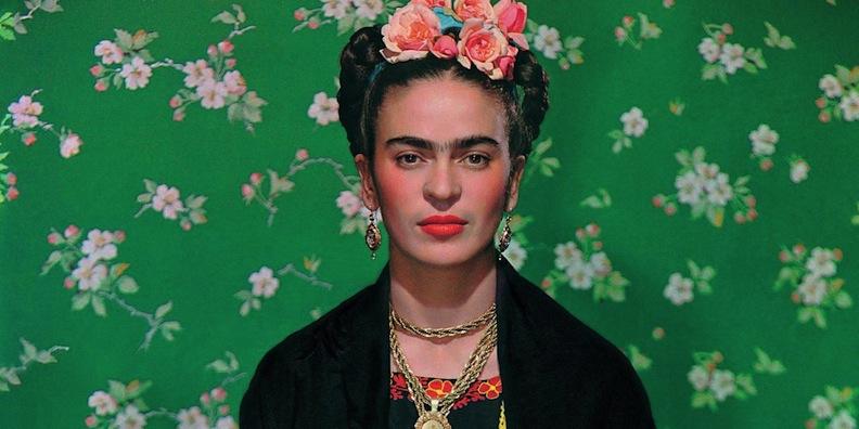 Frida Kahlo in VOGUE magazine