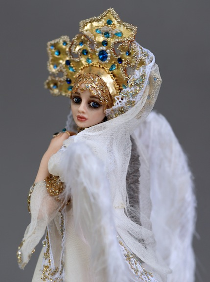 Anna Maryina doll