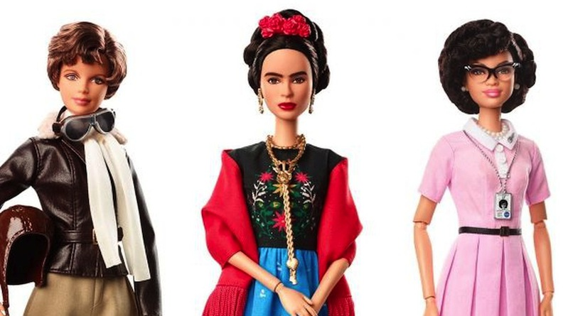 Barbie Inspiring Women dolls