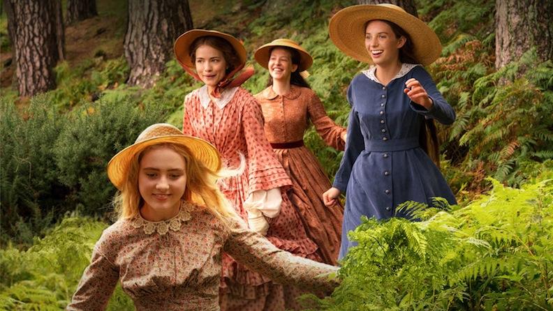 Little Women PBS cast