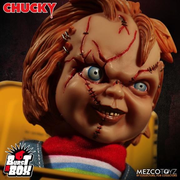 Chucky Mezco Toyz