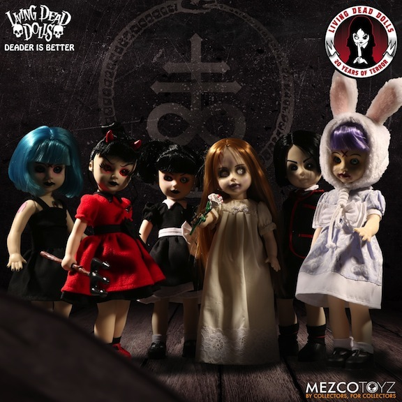 Living Dead Dolls 20th Anniversary