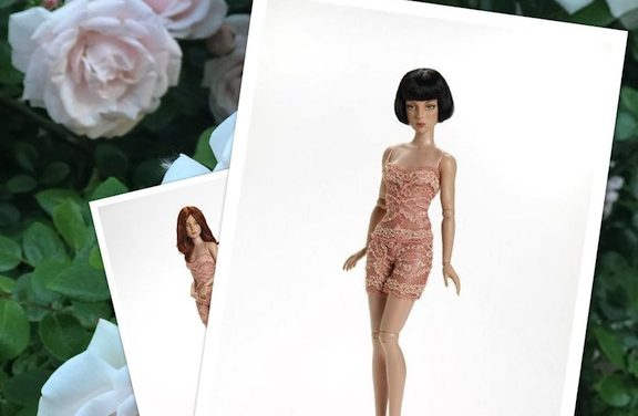 Instagram Impression: Annora Monet is a new Tonner doll for a new age