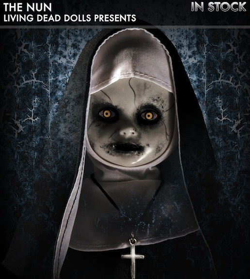Sweeter nun doll image from Mezco Toyz