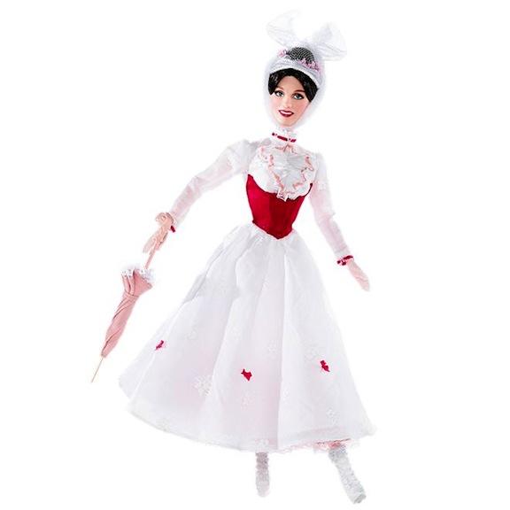 2007 Mary Poppins Mattel doll