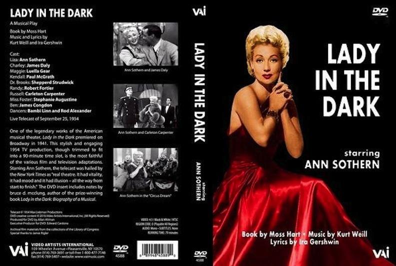 Ann Sothern Lady in the Dark