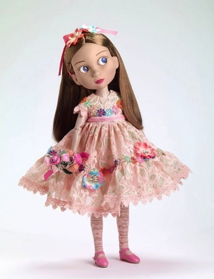 Just Have Patience 2018 Holiday Debut doll