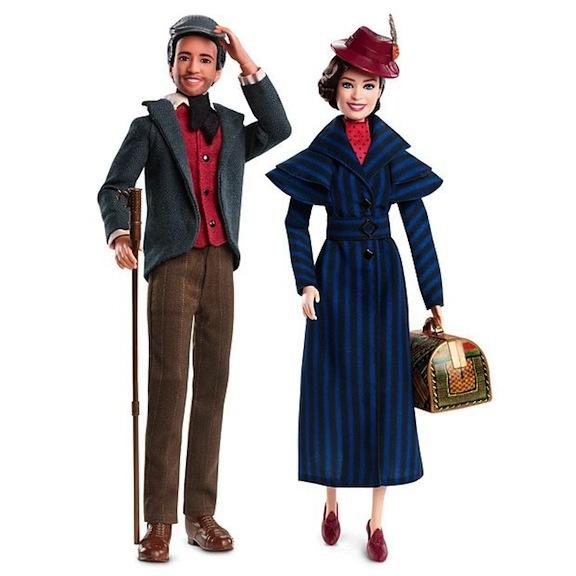 Mary Poppins Returns doll set