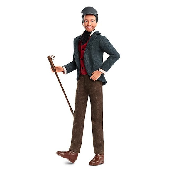 Jack the Lamplighter Mary Poppins Returns