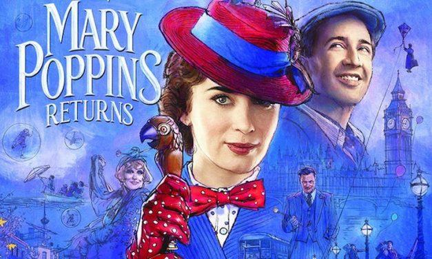 Defying Gravity: Will Disney dolls soar with 'Mary Poppins Returns'?