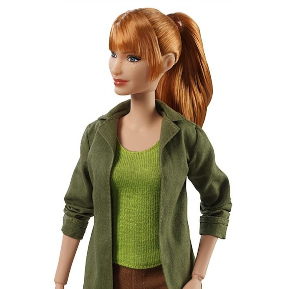 Jurassic World Bryce Howard doll