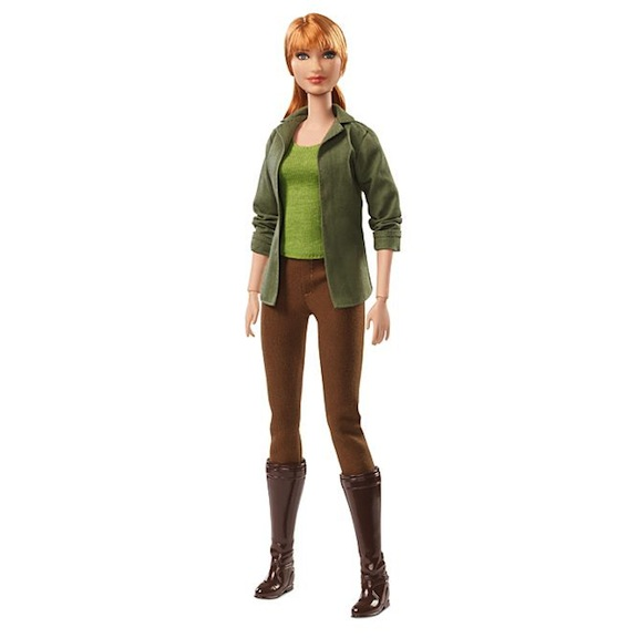 Claire Dearing doll