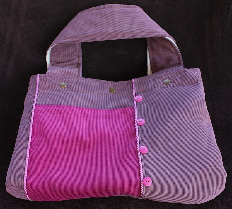 Classic Line bassinet bag by Susan Gibbs