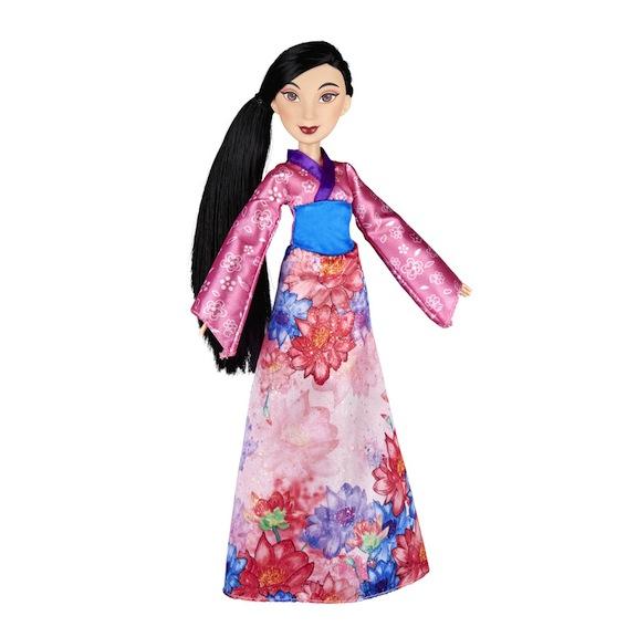 Mulan Royal Shimmer doll from Hasbro