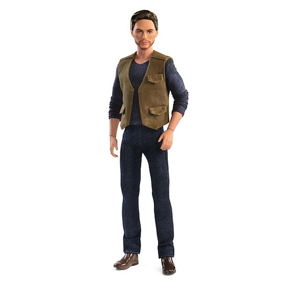 Owen Grady Jurassic World doll